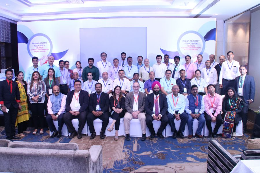 IPA LIFE DIABETIC FOOTCARE WORKSHOP 2019