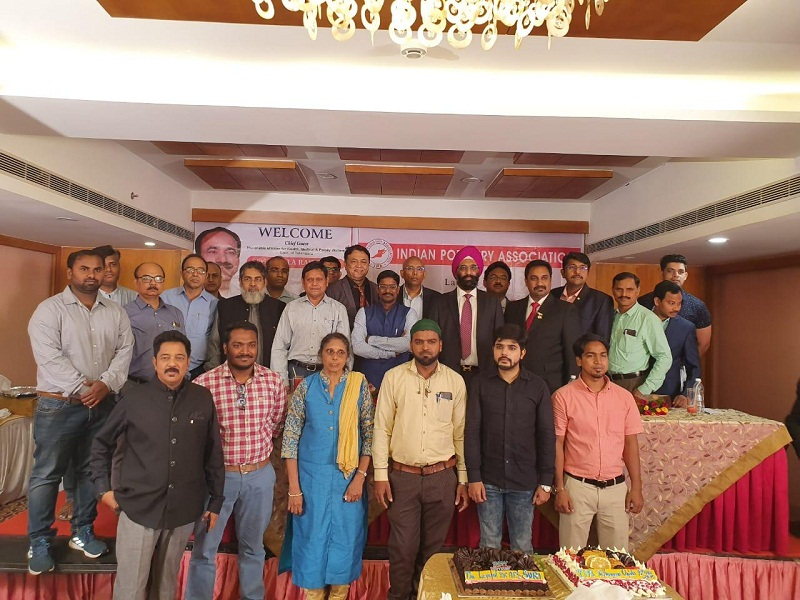 8th November 2019 Launch of Telangana Chapter of IPA in Hyderabad