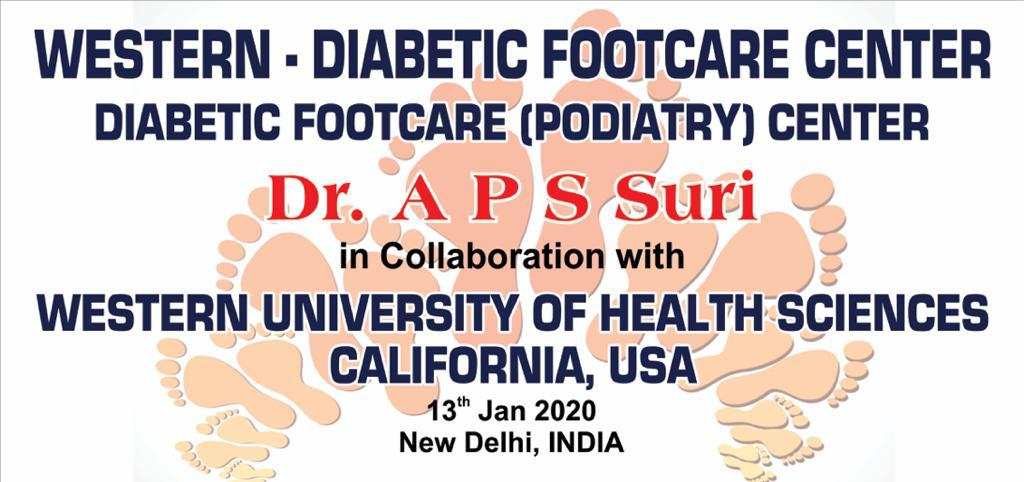 Western Diabetic Footcare Center 13th Jan 2020